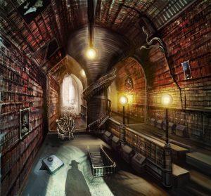 Une bibliothèque fantastique