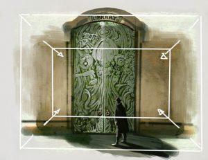 Porte du Monde de Lovecraft
