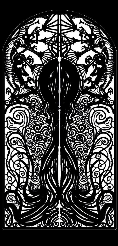Door to the World of Lovecraft